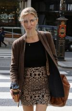 Rachel Riley On High Court for her libel case in London
