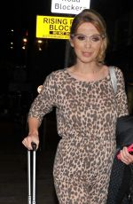 Rachel Riley Seen for first time since loosing court battle in Salford