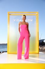 Rita Ora Attends the Vide Glow global launch at Sydney Harbour in Sydney, Australia