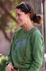 Rose Byrne Out with her family in Sydney