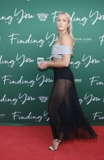 """Rose Reid Attends the premiere of """"Finding You"""" at the Franklin Theatre"""