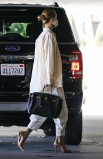 Rosie Huntington-Whitely Out and about in West Hollywood