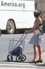 Sarah Jessica Parker Is pictured running errands in New York