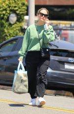 Sarah Paulson Is pictured out shopping in Los Angeles