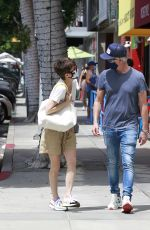 Selma Blair Out and about in LA