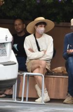 Selma Blair Out in West Hollywood