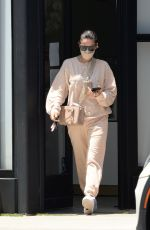 Shay Mitchell Outside the P. Volve fitness center in West Hollywood
