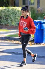 Sofia Boutella At pilates class in West Hollywood