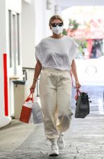 Sofia Richie Dons comfy clothes while picking up a few Avene products at her dermatologist in Beverly Hills