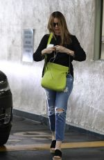 Sofía Vergara Heads to a pampering session at a nail salon in Beverly Hills