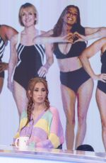 Stacey Solomon At Loose Women TV Show in London