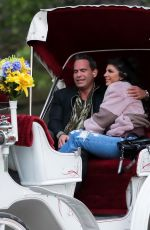 Teresa Giudice And boyfriend Luis Ruelas really pack on the PDA on a date in New York