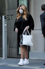 Wendy Williams Is pictured heading out to work in New York