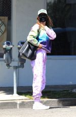 Amelia Gray Hamlin Out shopping in West Hollywood