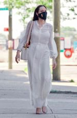Angelina Jolie Looked absolutely radiant as she stepped out in Brooklyn, New York
