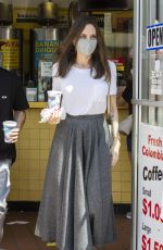 Angelina Jolie Seen out in New York