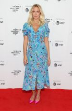 Anna Camp Attending the premiere of Graceland at the Tribeca Festival in New York