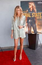 AnnaLynne McCord Attending the premiere of Feral State in Los Angeles