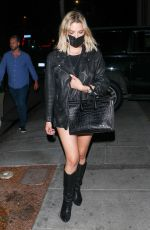 Ashley Benson Holds hands with a mystery man in Los Angeles