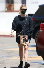 Ashley Benson Out on errands in West Hollywood