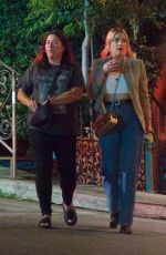 Ashley Benson Out on the town in Los Feliz