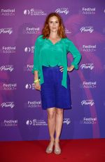 Audrey Fleurot Attends the TV Series Party during the 60th Monte Carlo Tv Festival in Monaco