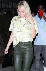 Camaryn Swanson Leaves Delilah in West Hollywood