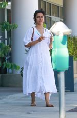 Camila Cabello Steps out in West Hollywood