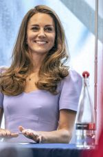 Catherine Duchess of Cambridge At Launch of The Royal Foundation Centre for Early Childhood at the London School of Economics