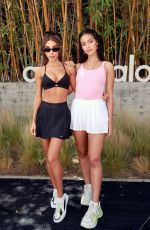Chantel Jeffries Attends Day 3 at Alo House in Los Angeles