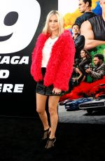Charlize Theron Attending the premiere of F9 in Los Angeles