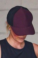 Charlize Theron Leaving her gym in Los Angeles
