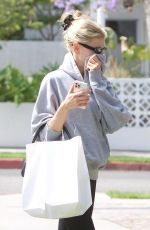 Charlotte McKinney Out shopping in West Hollywood