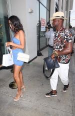 CJ Franco Makes her way into Catch in West Hollywood