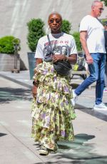 Cynthia Erivo Is keeping her day busy in New York