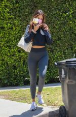 Eiza Gonzalez Out and about in West Hollywood