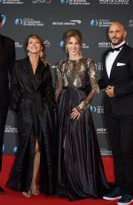 Elodie Varlet Attends the 60th Monte Carlo Tv Festival opening Red Carpet at the Grimaldi in Monaco