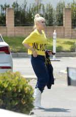 Gwen Stefani Spotted out in Los Angeles