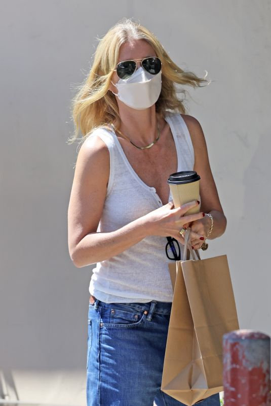 Gwyneth Paltrow Out in Montecito