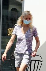 Gwyneth Paltrow Spotted In The Hamptons After Describing Chris Martin As Being Like A Brother To Her