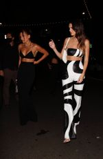 Hailey Baldwin / Bieber & Kendall Jenner look stunning as they arrive at Stassie