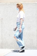 Ireland Baldwin Out in New York