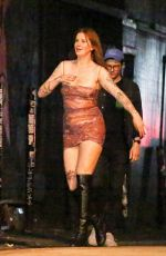 Ireland Baldwin Out partying in West Hollywood