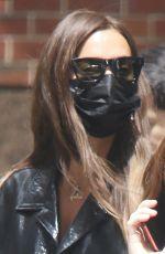 Irina Shayk Is back on her daily walks with daughter Lea after Memorial Day weekend in New York