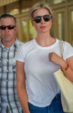 Ivanka Trump Was spotted at Bal Harbour Mall in Miami