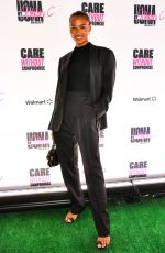 Jasmine Tookes Attends UOMA Pride Month and Juneteenth Celebration launch event in West Hollywood