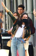 Jennifer Connelly Out in New York