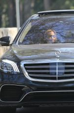 Jennifer Lopez Looks tired after night with Ben Affleck at his house in Palisades