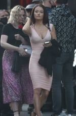 Jess Impiazzi Seen leaving MKNY house after enjoying a bank holiday weekend day out drinking with friends