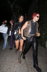 JoJo Stark Seen partying with Stella Maxwell in West Hollywood